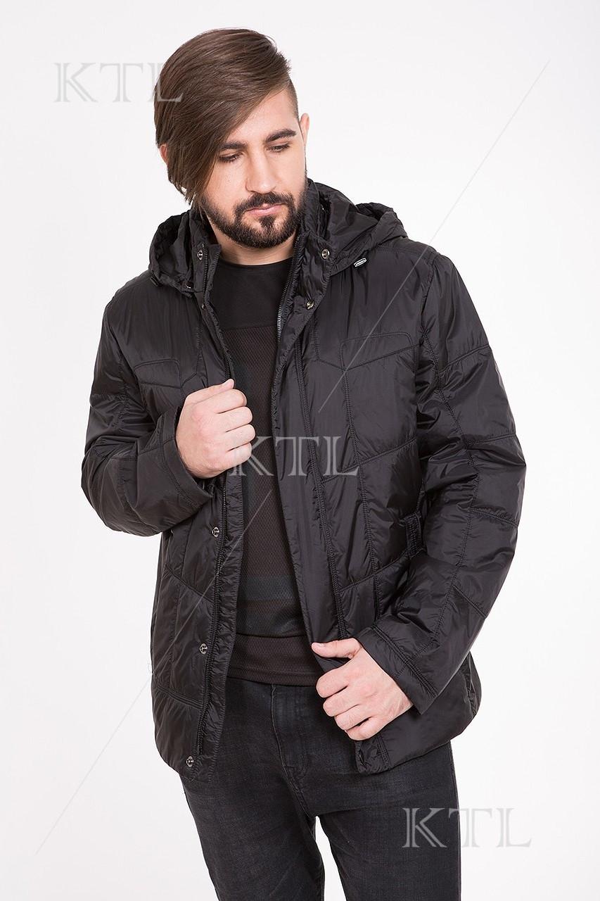 Демисезонная (весна / осень) куртка с капюшоном CW14MC79_#701
