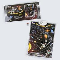 Интерактивный плакат планетарий