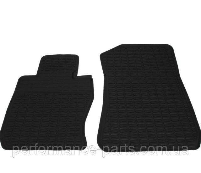Ковры салона резиновые передние (xDrive)  51472336800