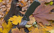 Нож Ganzo G724M оранжевый, фото 2