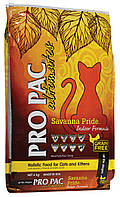 Сухий корм для котів Pro Pac CAT Savanna Pride Indoor Formula 6 кг