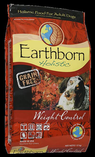 Сухий корм для собак Earthborn Holistic Weight Control 12 кг