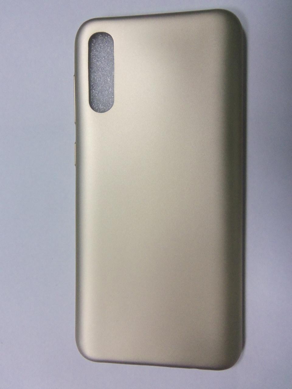 Чохол для Samsung Galaxy A50 (A505) GOLD Rock