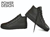 """Ботинки кеды демисезонные кроссовки """"Power Design"""" Fjord"""