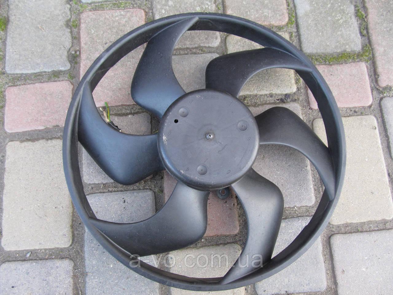 Вентилятор основного радиатора для Citroen C4 C5 C8 Berlingo Peugeot Partner 307 807 Partner