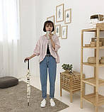 Женские широкие ретро джинсы, фото 3