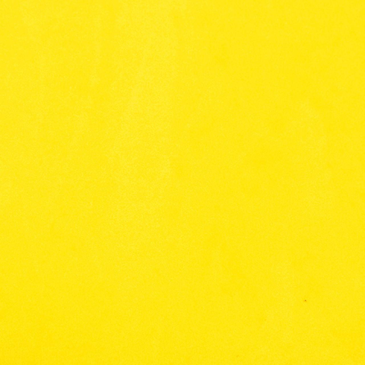 Фоамиран 2 мм, 50x50 см, Китай, ЖЕЛТЫЙ