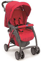 Прогулочная коляска Chicco SimpliCity Top Red 79482.70