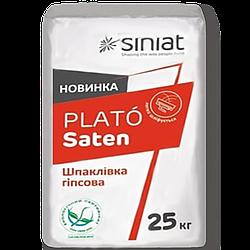 Финишная шпаклевка Plato Saten 25кг Siniat