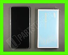 Дисплей Samsung А805 Silver А80 2019 (GH82-20348B) сервисный оригинал в сборе с рамкой