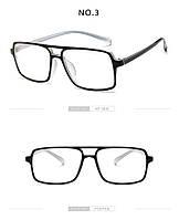 Kомп'ютерніокуляри Art Black-White| Имиджевые очки для компьютера