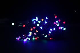 Гирлянда LED M-4 300 Ламп Мультицветная