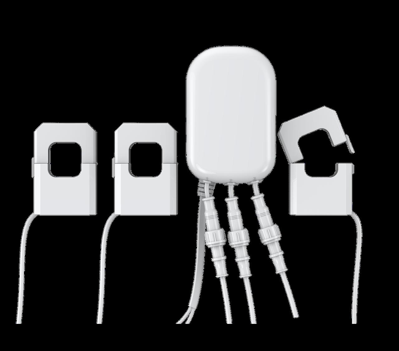 Измеритель электроэнергии (3 клипсы) на 100А Aeotec Home Energy Meter Gen5 — AEOEZW095C3A100