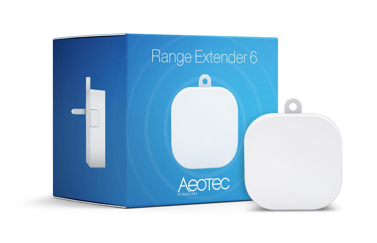 Расширитель Z-Wave сети Aeotec Range Extender 6 — AEOEZW117