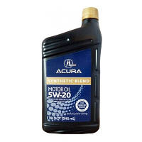 Масло ACURA Synthetic Blend 5w-20   0.946л  087989033