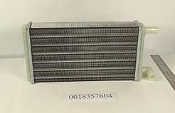 Радиатор печки Mercedes 207 (268*152мм по сотах)