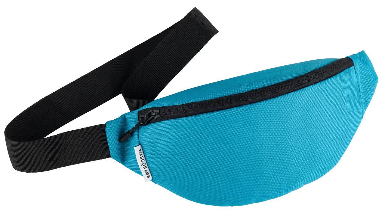 Поясная сумка женская Wascobags P1 Blue