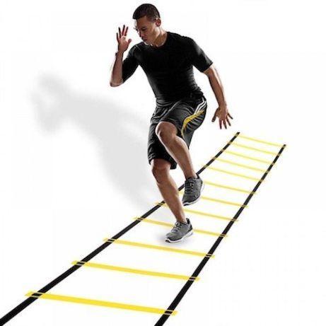 Координаційна бігова доріжка сходи 6 метрів, 12 ступенів, товщина 4мм