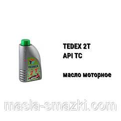 TEDEX масло двухтактных двигателей 2T /минеральное/ - (1 л)