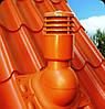 Вентиляционный выход УТЕПЛЕННЫЙ для металлочерепицы УНИВЕРСАЛЬНЫЙ 110 мм