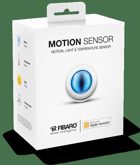 Умный датчик движения FIBARO Motion Sensor для Apple HomeKit - FGBHMS-001