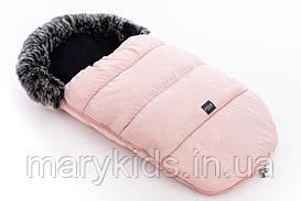 Детский универсальный зимний конверт Tuttolina Puer Pink