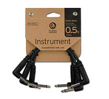 Інструментальний патч-кабель PLANET WAVES PW-CGTP-305 Classic Series Patch Cable (3-pack)
