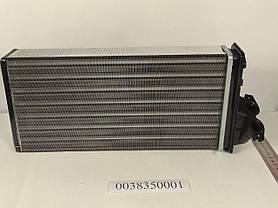 Радиатор печки Mercedes Vito 638 1997-2003 KEMP