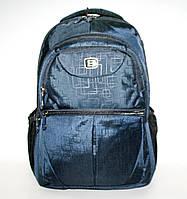 62021.002 Рюкзак нейлоновый для ноутбука ортопедический Enrico Benetti