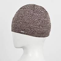 Мужская шапка Nord 172912 Коричн. меланж, фото 1