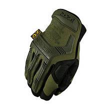 Тактические перчатки Mechanix M-Pact Impact олива L