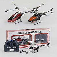 Вертолёт на радиоуправлении 33024 МК (18) 3 цвета, гироскоп, аккумулятор, ЛЕД-подсветка, в коробке