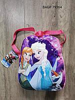 Плюшевые рюкзаки для девочек Frozen 2-7 лет