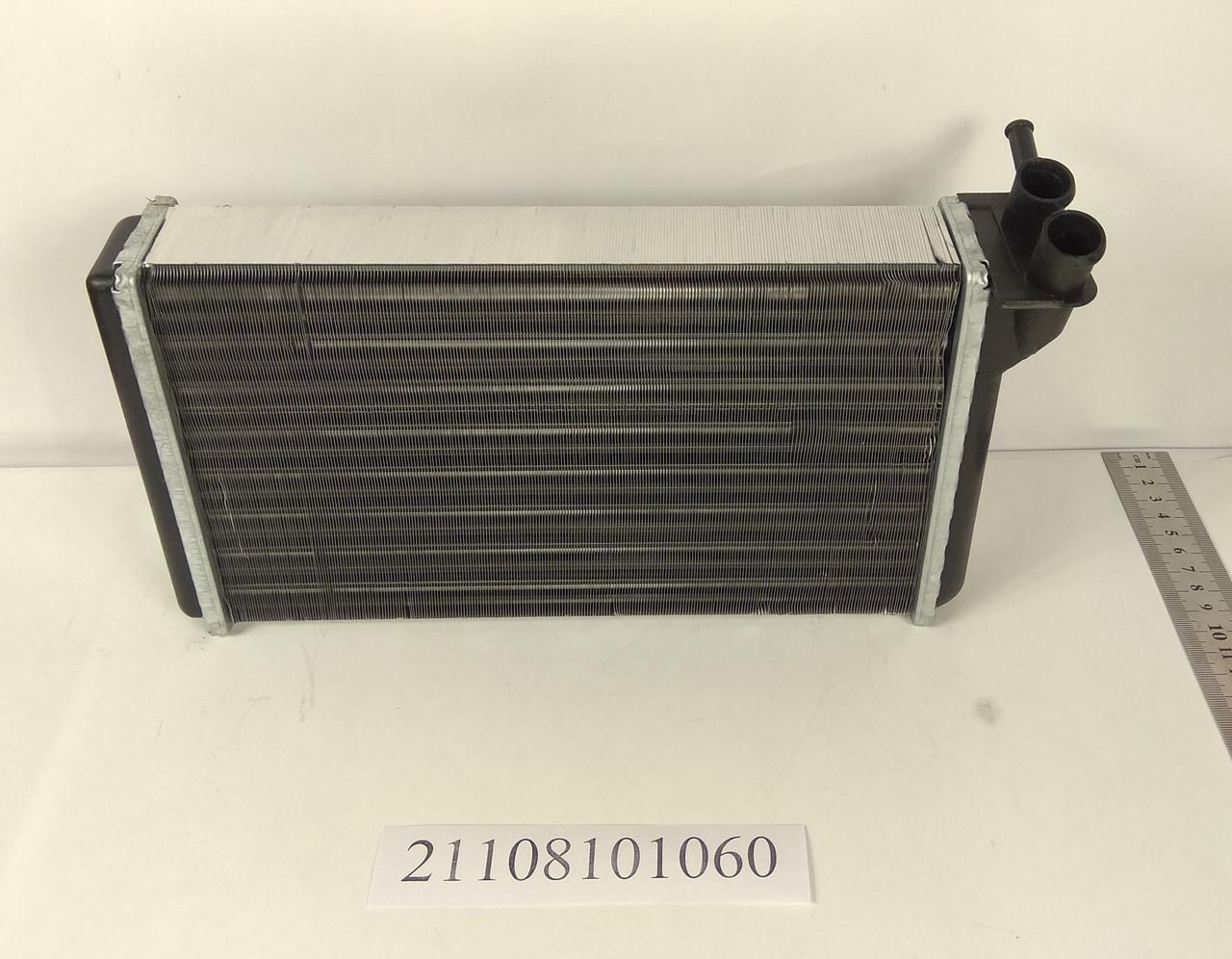 Радиатор печки Lada 2110 (алюминиевый) KEMP