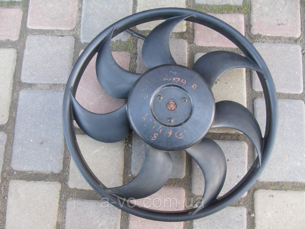 Вентилятор основного радиатора дляOpel Astra G Zafira A, 13128687, 0130303298