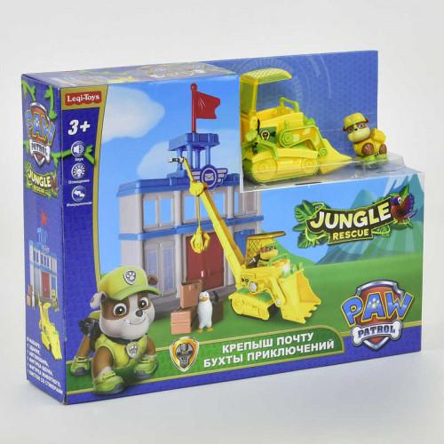 Детский игровой набор Щенячий патруль Джунгли