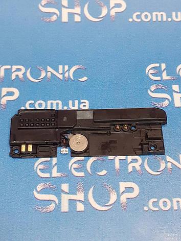 Динамик основной с вибромотором Sony M4 Aqua Original б.у, фото 2
