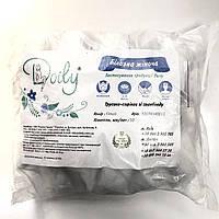 Одноразовые трусики-стринги Doily, 50 шт, белые