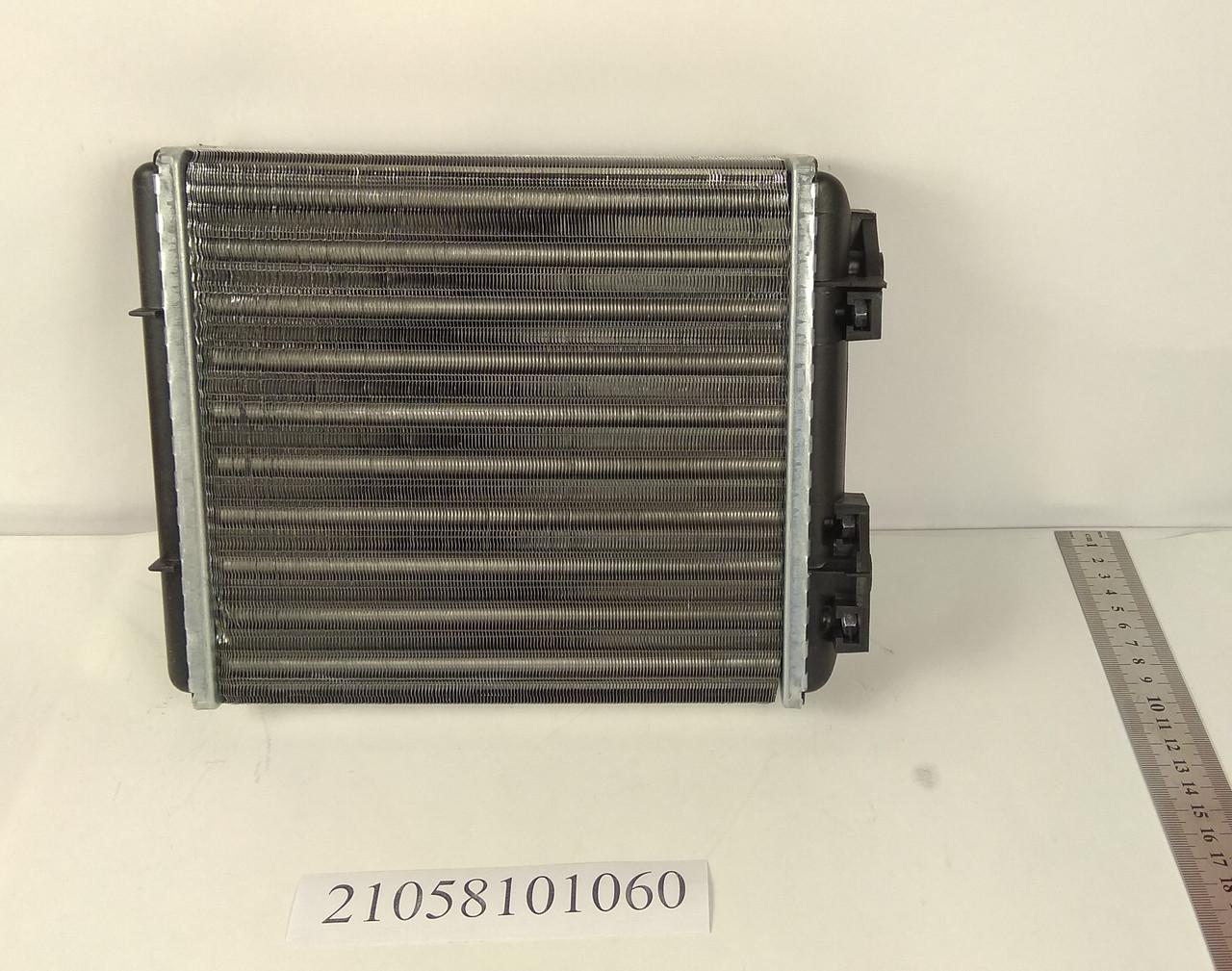 Радиатор печки ВАЗ 2105 (алюминиевый)