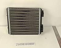 Радиатор печки ВАЗ 2105 (алюминиевый), фото 1