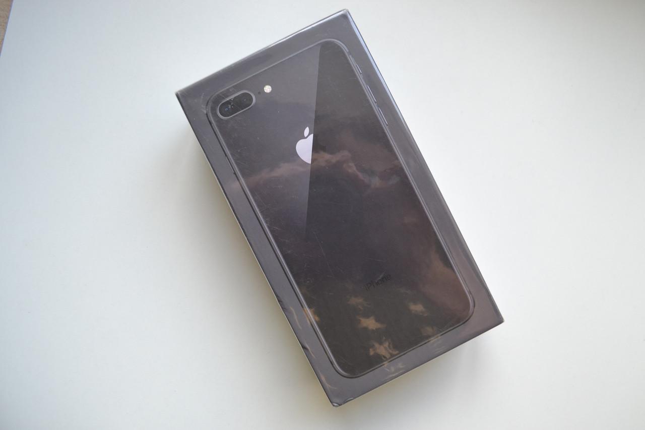 Новый Apple iPhone 8 Plus 64Gb Space Gray Оригинал!