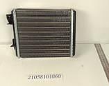 Радиатор печки ВАЗ 2105 (алюминиевый) KEMP, фото 2
