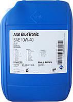 Масло Aral Blue Tronic 10W-40 кан. 20л