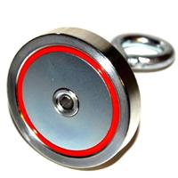 Поисковый магнит РЕДМАГ сила 200 кг.
