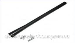 Антенный наконечник (прямой) 10мм EK 240-2  адаптеры 5 и 6 мм (длина штыря 18 см)   2148