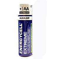 Батарейка щелочная Energycell Extreme LR6, АА, пальчиковая (трей)