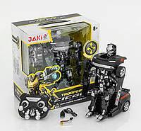Машина-трансформер на радиоуправлении - машина робот трансформер на радиоуправлении