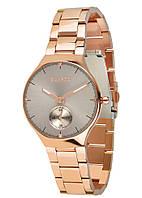 Часы женские Guardo B01398-(2)-3 розово-золотые