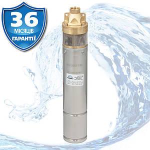 Насос скважинный вихревой, напор 96м, Латвия VITALS AQUA 4DV 2032-1.3rc