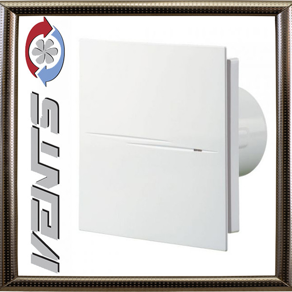 Вытяжной Вентилятор Вентс 100 Квайт Стайл